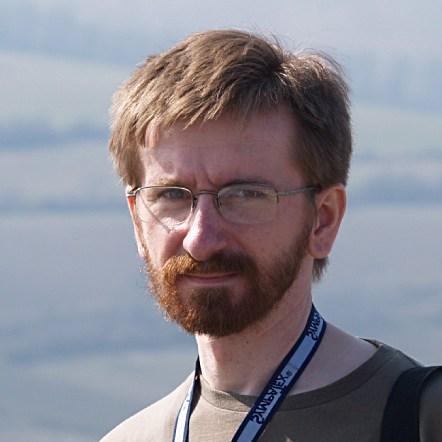 RNDr. Pavol Mereďa, PhD.